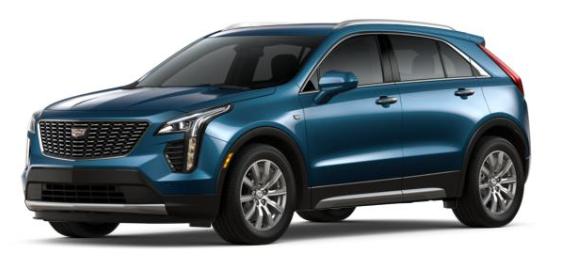 2019 Cadillac Xt4 Exterior Color Options