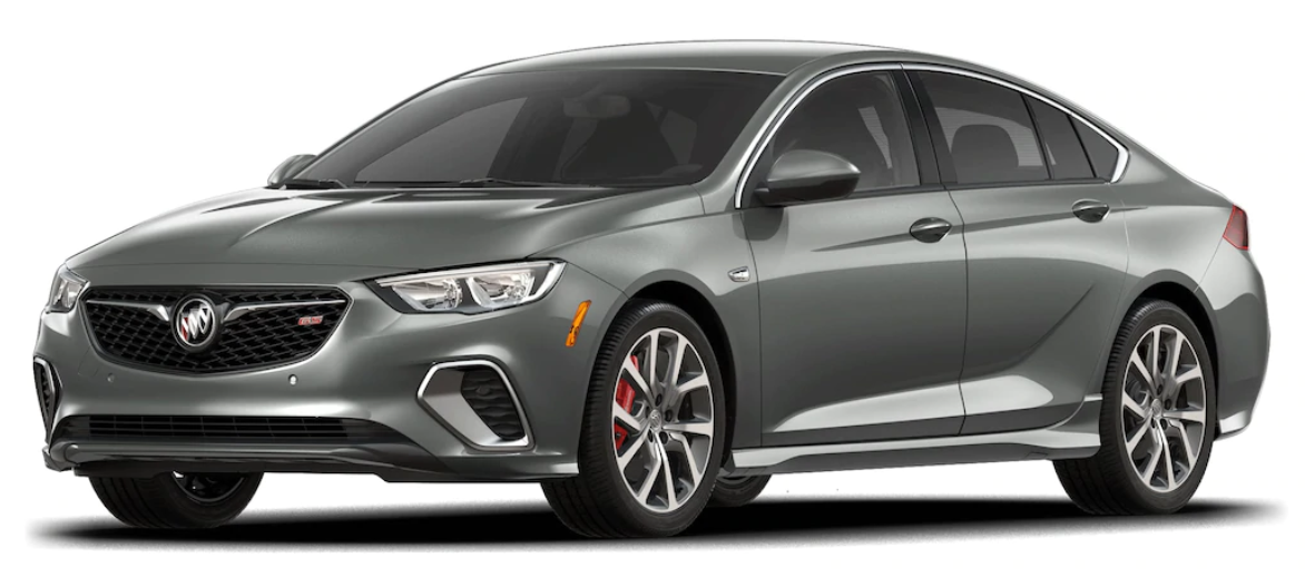 2018 Buick Regal GS Smoked Pearl Metallic
