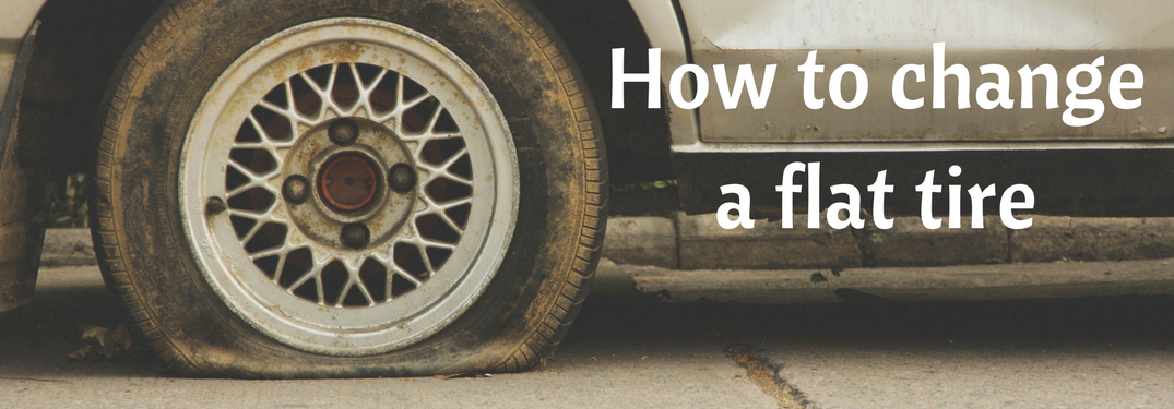 How do I change a flat tire?