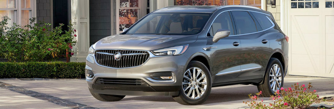 How Powerful is the 2018 Buick Enclave?