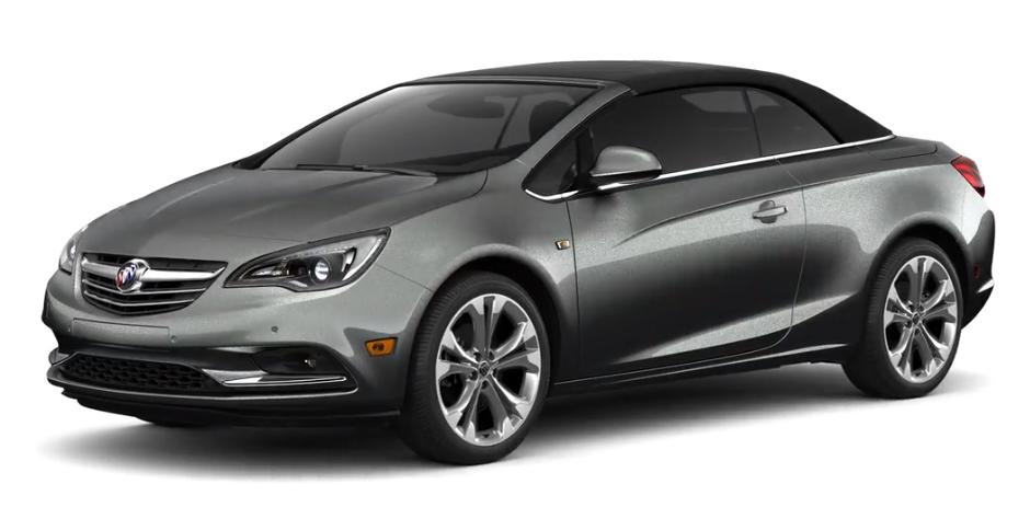 2019 Buick Cascada Smoked Pearl Metallic