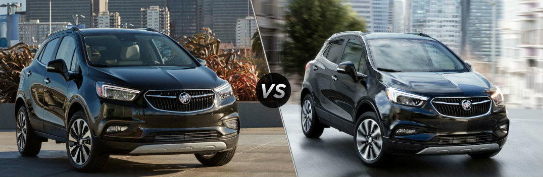 How has the Buick Encore Changed from 2018 to 2019?