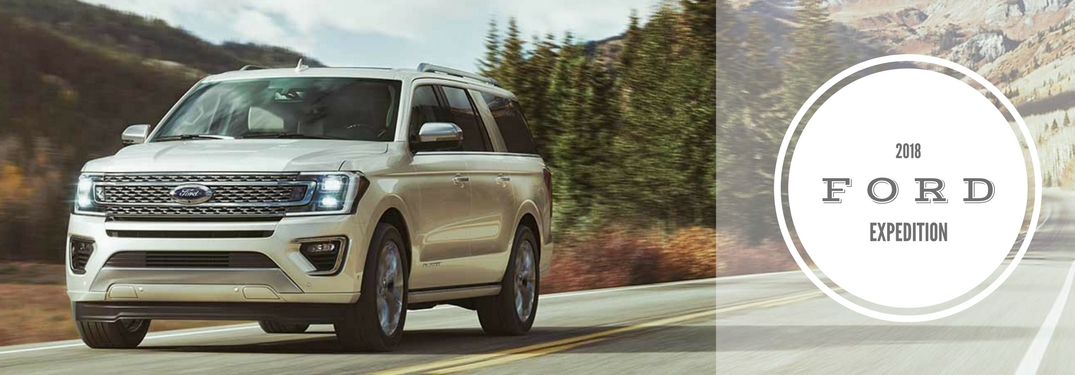 ford expedition highland 2018
