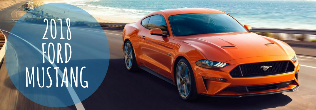 2018 ford mustang release date and specifications. Black Bedroom Furniture Sets. Home Design Ideas