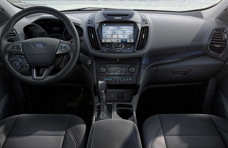 what is the fuel economy of each 2018 ford escape trim. Black Bedroom Furniture Sets. Home Design Ideas