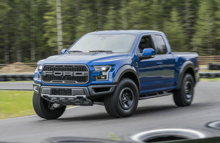 Blue Ford Raptor >> Ford Raptor Towing O Highland Ford