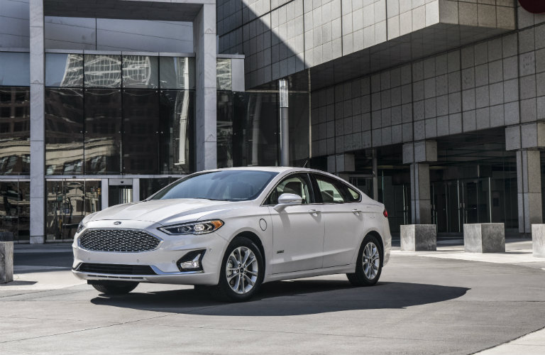 How Much Trunk Space Does The 2018 Ford Fusion Have