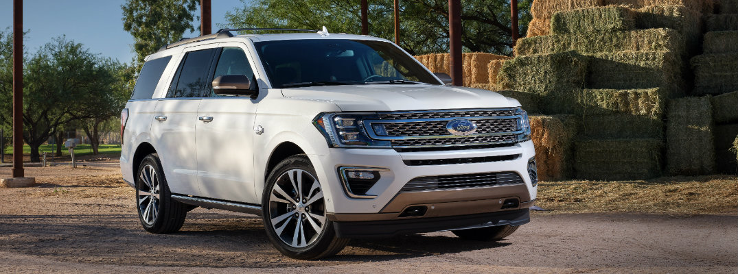 Find Out About the New Trim Level For the 2020 Ford Expedition
