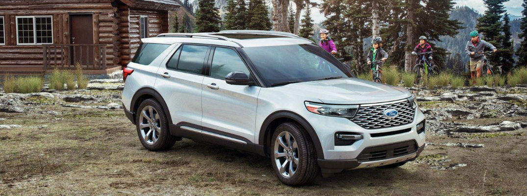 What's new on the 2020 Ford Explorer?