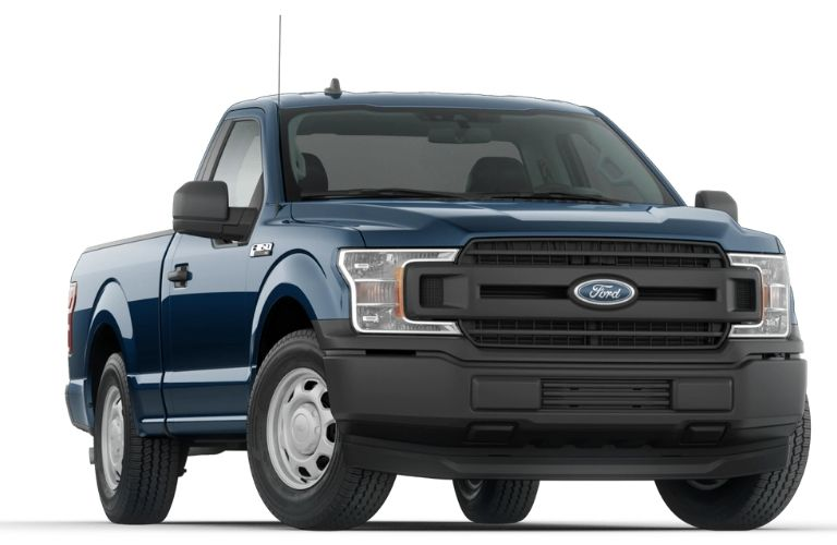 2020 Ford F-150 Blue Jeans