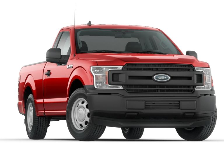 2020 Ford F-150 Race Red