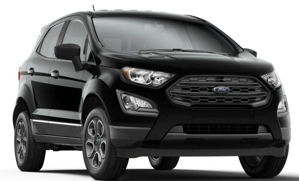 2020 Ford EcoSport Shadow Black