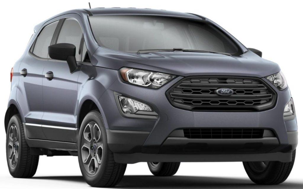 2020 Ford EcoSport Smoke