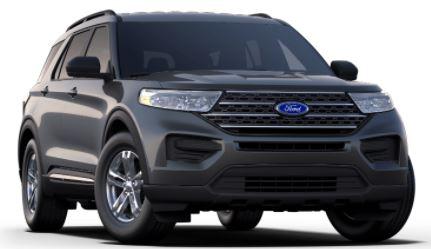 2020 Ford Explorer Magnetic
