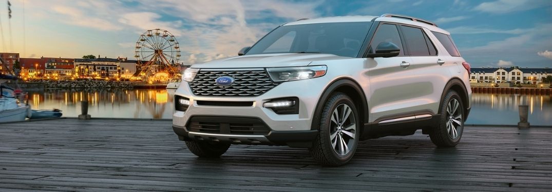 What Safety Features are on the 2020 Ford Explorer?