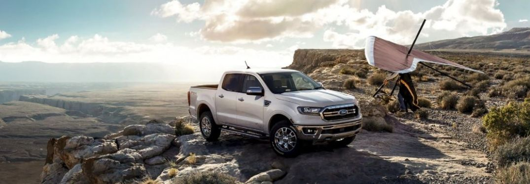 What is the Towing Capacity of the 2020 Ford Ranger?