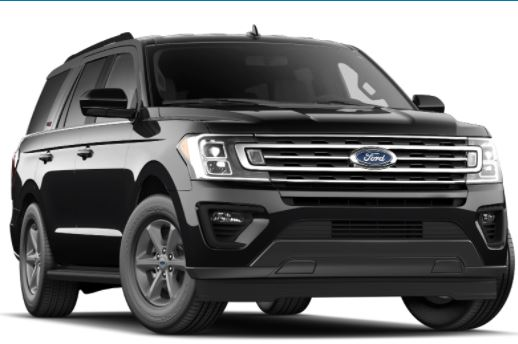 2021 Ford Expedition Agate Black