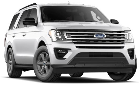 2021 Ford Expedition Oxford White_