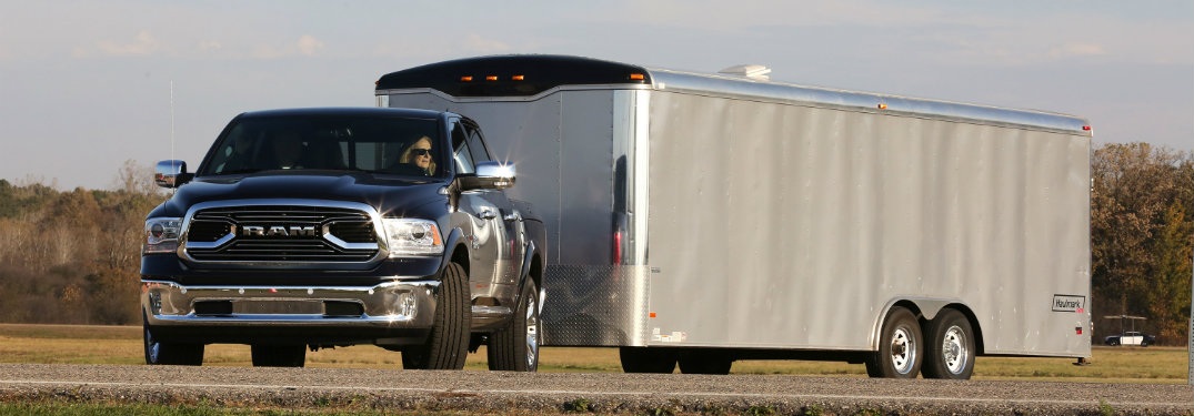 Dodge Ram 1500 Towing Capacity