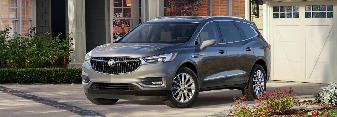 2018 Buick Enclave Technology And Features