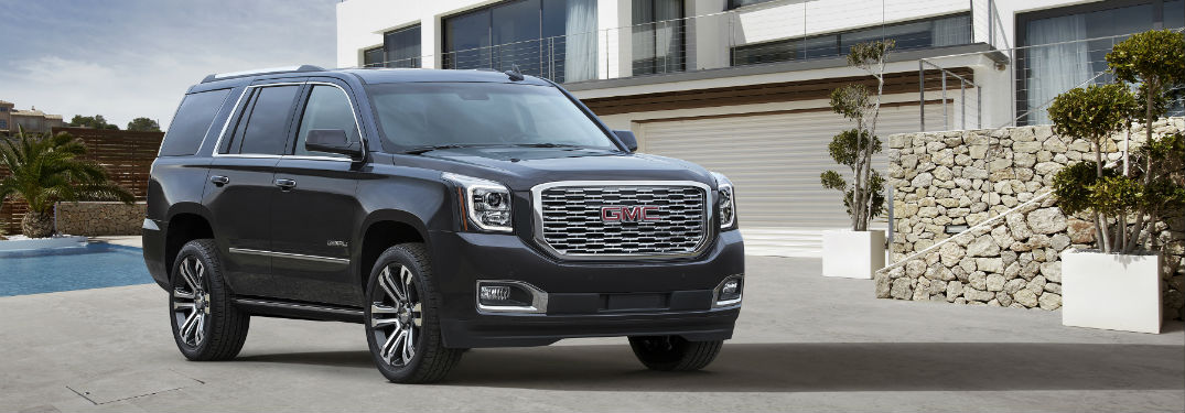 2018 GMC Yukon Denali Updates and New Features