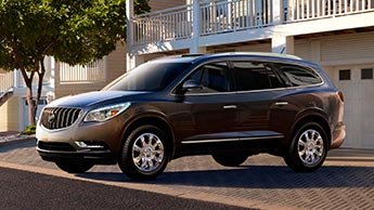 Picture Of Buick Enclave SUV