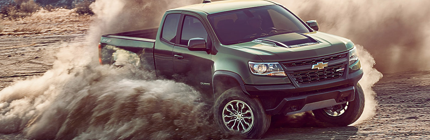 2018 Chevrolet Colorado Engine Specs And Towing Capacity