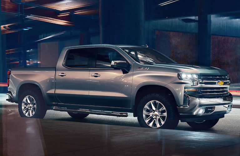 What's new with the 2019 Chevrolet Silverado?