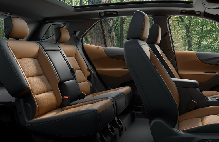 Interior Features Inside The 2019 Chevrolet Equinox