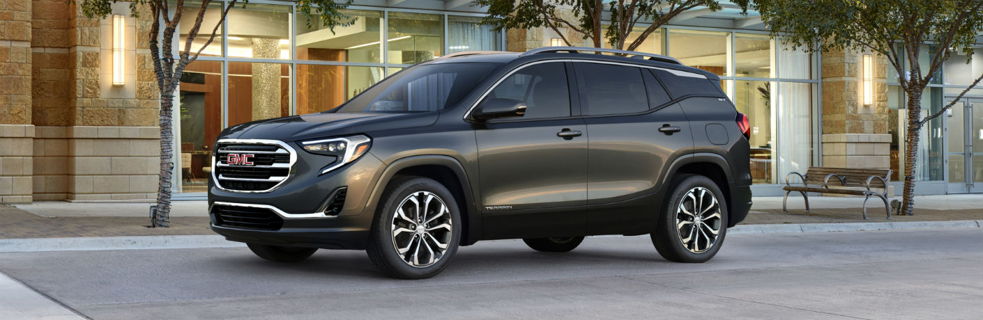 What Is The Difference Between The Trim Levels Of The 2018 Gmc Terrain