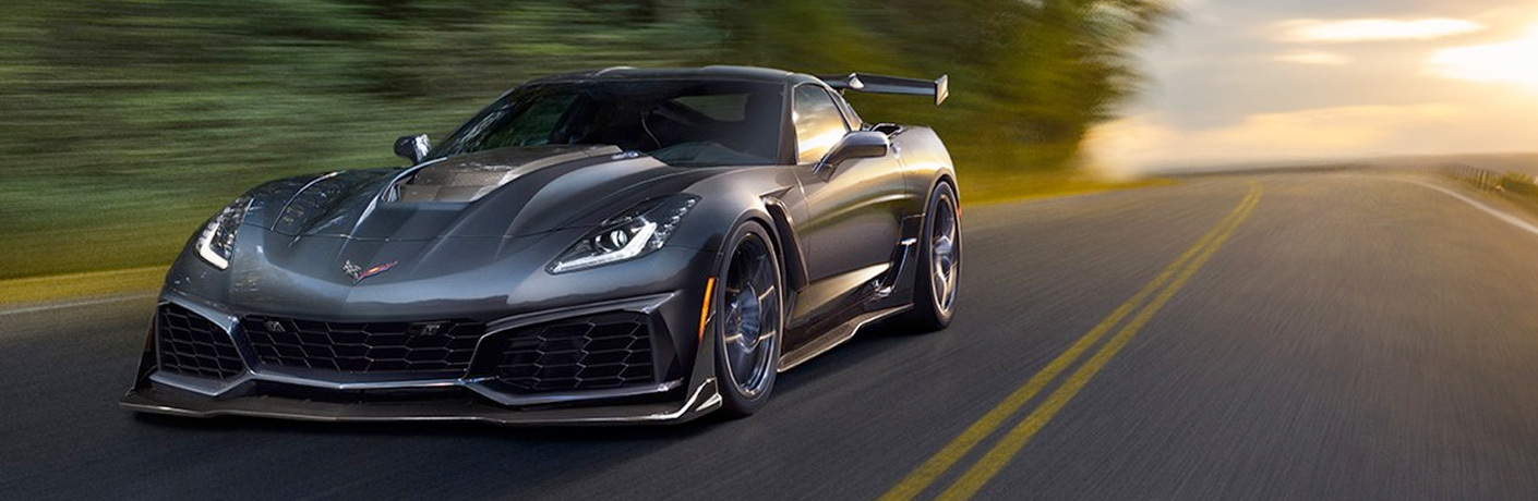 How Powerful Is The 2019 Chevrolet Corvette Stingray