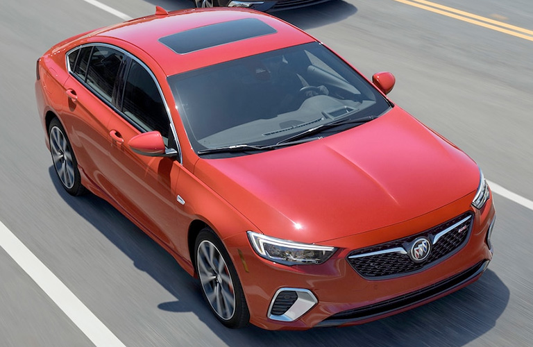 What Type Of Engine Is Available On The 2019 Buick Regal Sportback