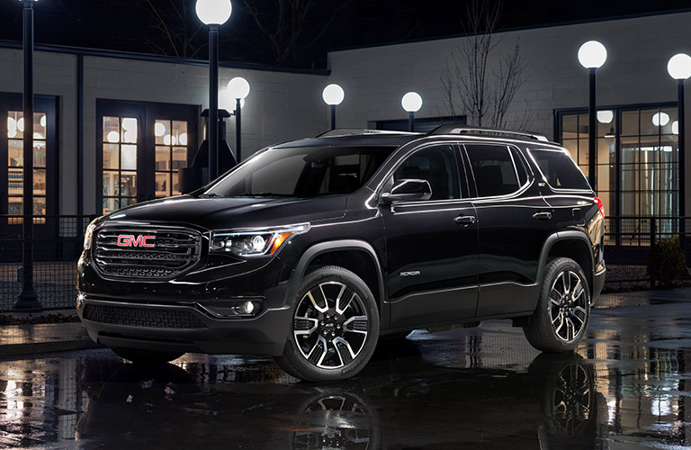 What are the Differences Between the 2019 GMC Acadia Trim ...