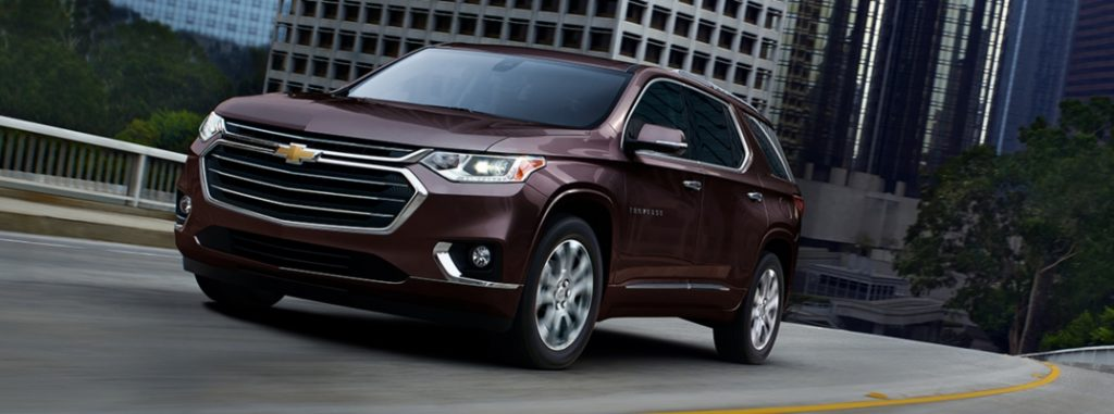 How Do You Use Adaptive Cruise Control in the 2019 Chevrolet Traverse?