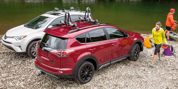 Rav4 Towing Capacity >> Official 2018 Toyota Rav4 Adventure Price And Towing Capacity