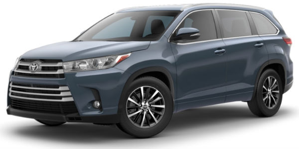 Toyota Of Hattiesburg >> What Are the 2018 Toyota Highlander Interior and Exterior Color Options?