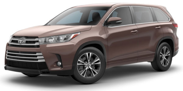 Southeast Toyota Highlander | Autos Post