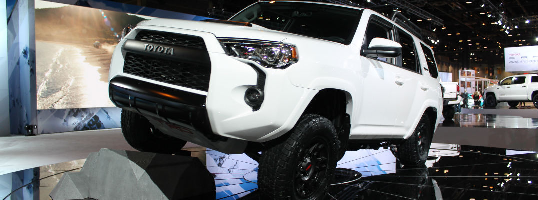Official 2019 Toyota 4runner Trd Pro Release Date And Design Specs