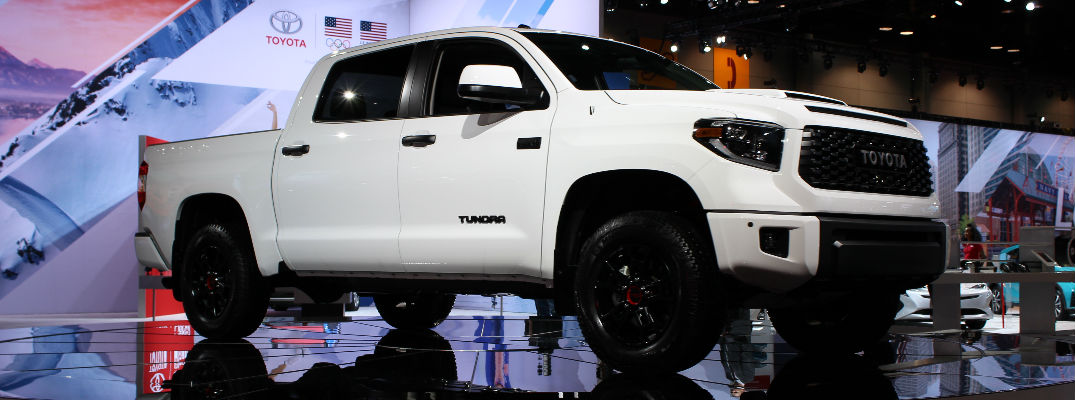 What Are The 2019 Toyota Tundra Trd Pro Features And Specs