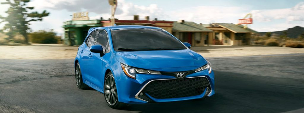 how much will 2019 toyota corolla hatchback trim levels cost. Black Bedroom Furniture Sets. Home Design Ideas