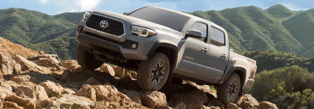 What Are The Trim Levels Of The 2019 Toyota Tacoma