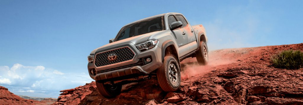 2019 Toyota Tacoma Performance Specs and Towing Capabilities
