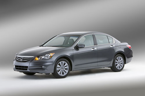 2012 Honda Accord EX-L V-6 Sedan - Patty Peck Honda