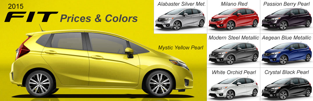 2015 honda fit price color options jackson ms