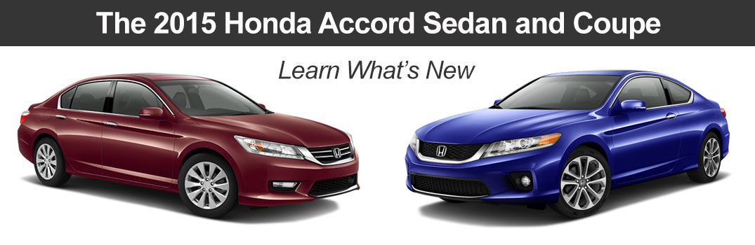 What Is New on the 2015 Honda Accord   Jackson MS