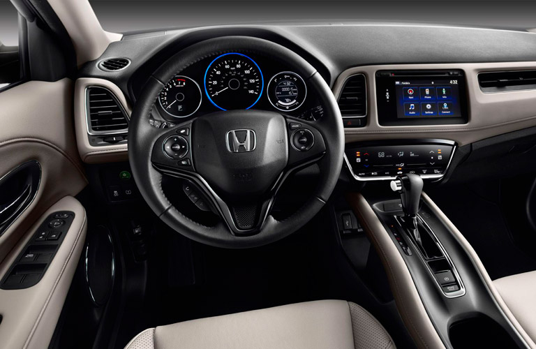 what is the USB port for in my honda hr-v