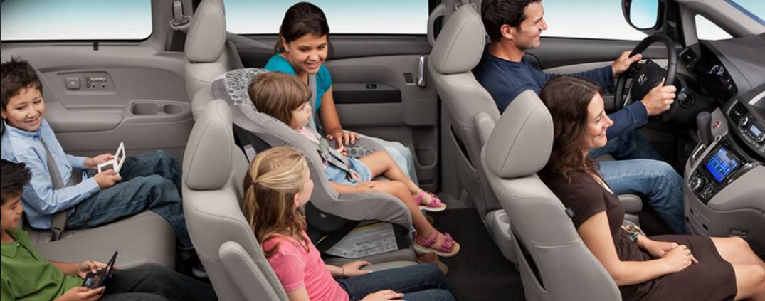 How To Install Child Seats In The 2016 Honda Odyssey
