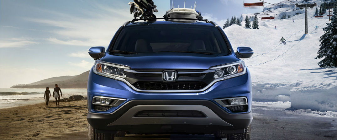 OEM Accessories For The Honda CR-V