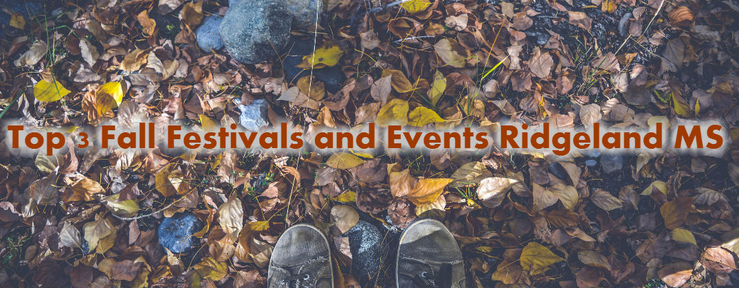 Top 3 Fall Festivals And Events Ridgeland Ms