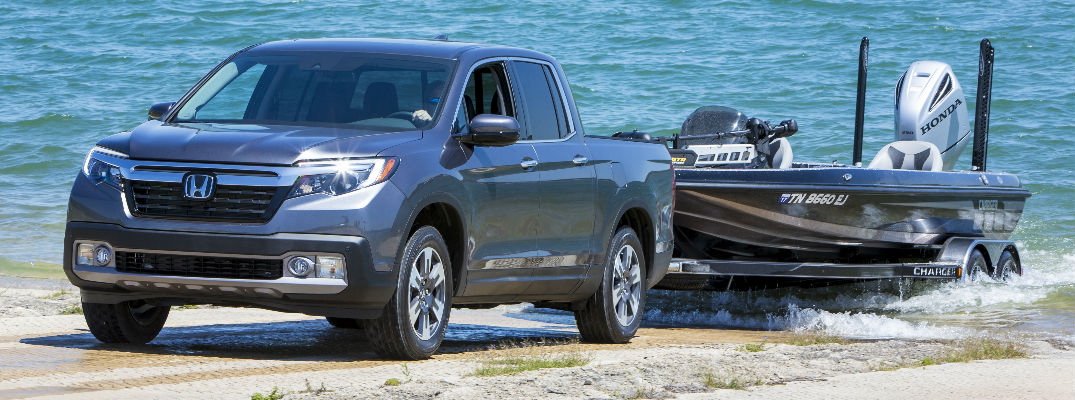 Image Result For Honda Ridgeline Towing Boat